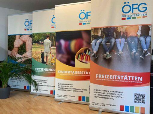 Corporate Redesign ÖFG Ludwigshafen