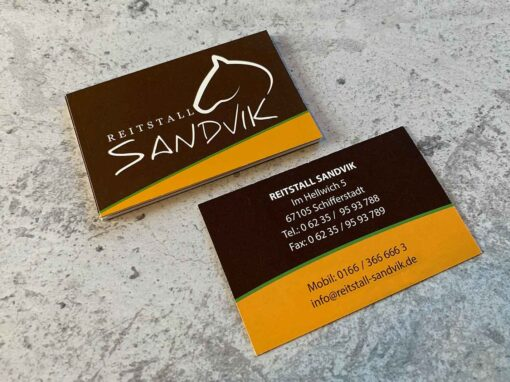 Consulting, Design, Internet Reitstall Sandvik